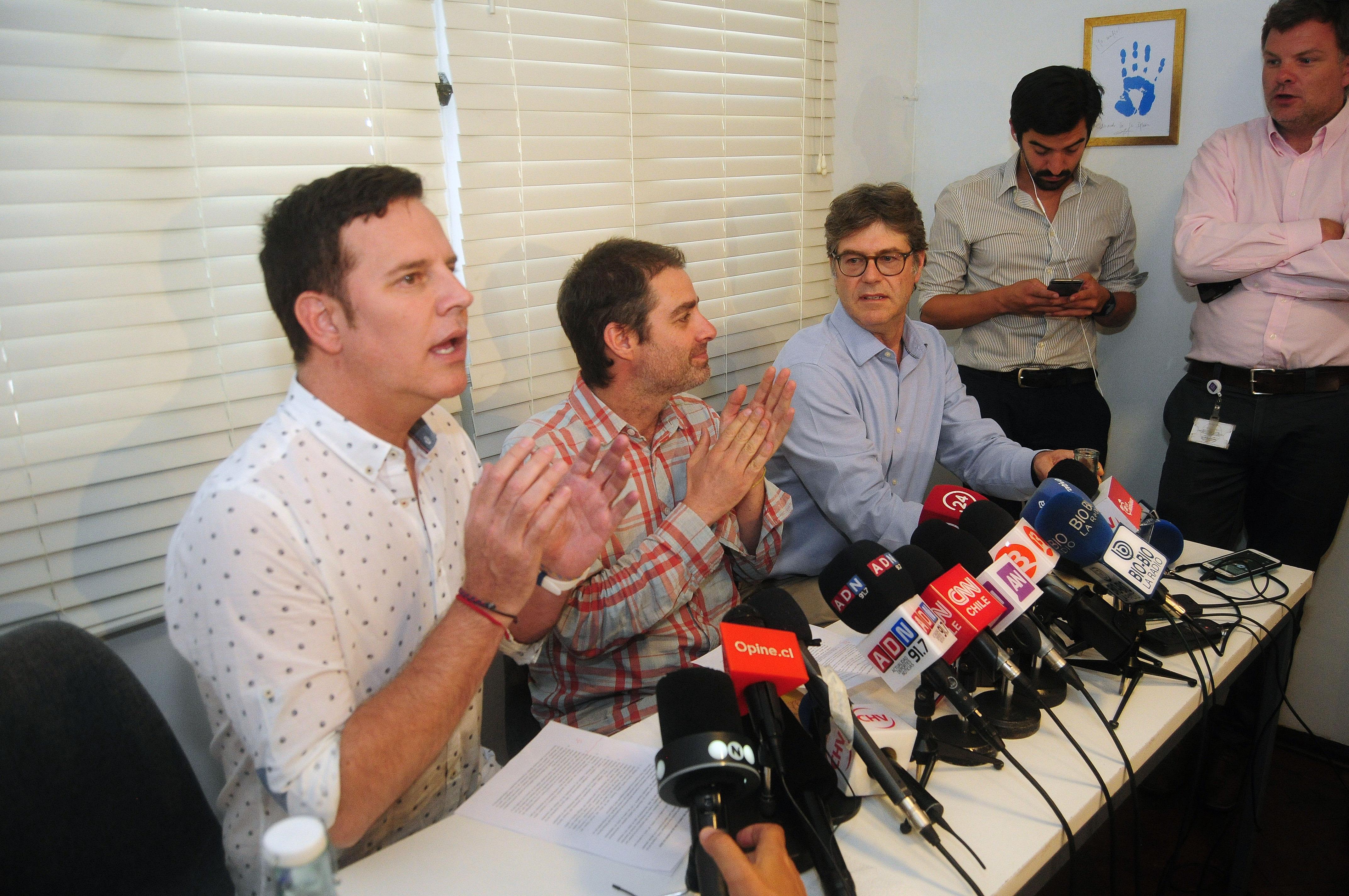 Corte de Apelaciones acogió demanda de denunciantes contra Fernando Karadima