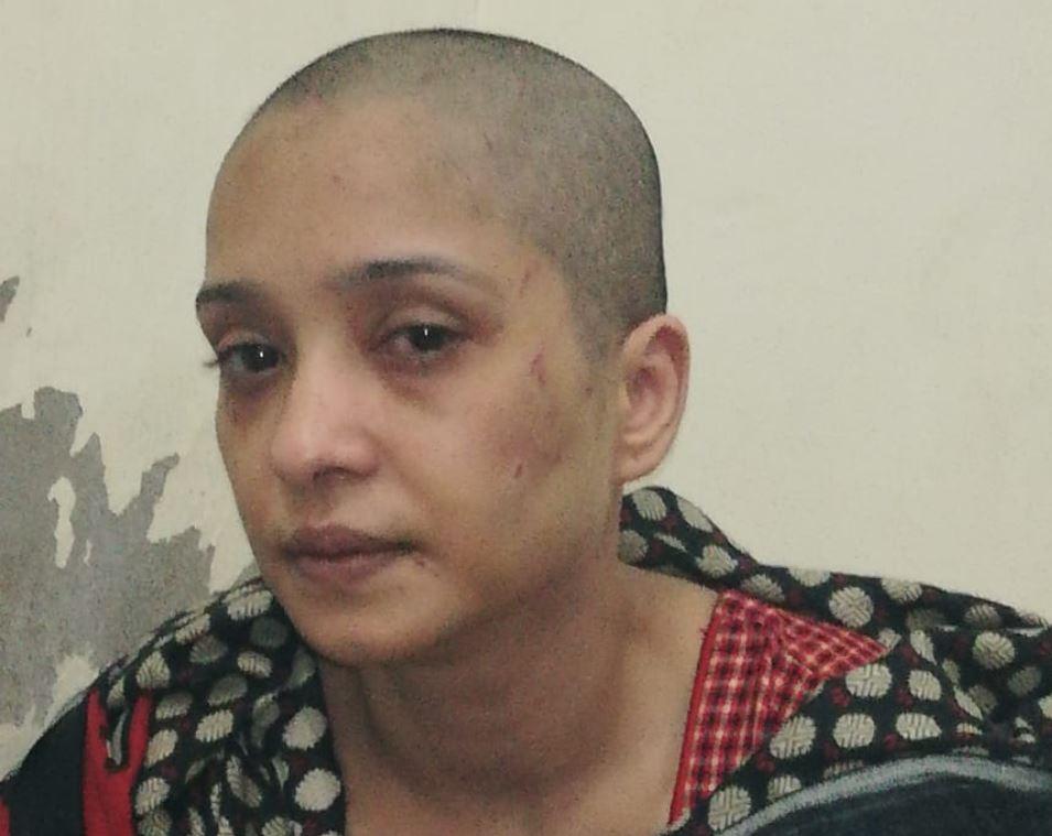 Ella fue torturada por no querer bailar con su esposo y amigos