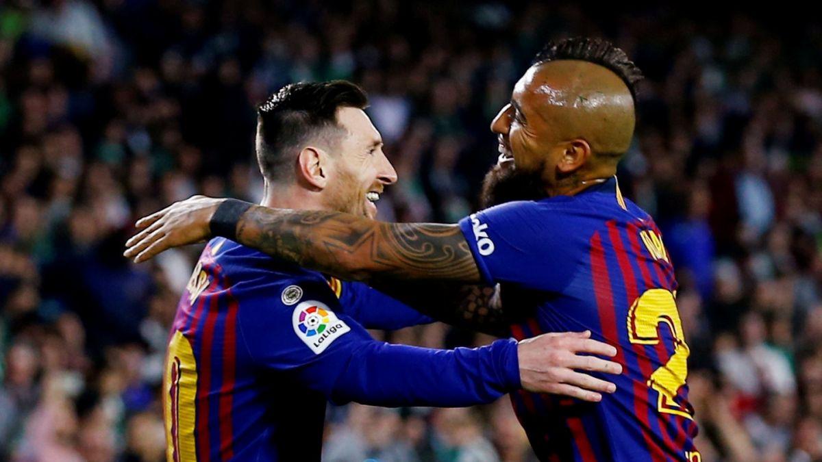 Messi no jugará ante Huesca, revela Ernesto Valverde