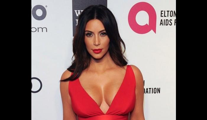 Así era Kim Kardashian a sus 14 años y sin cirugías