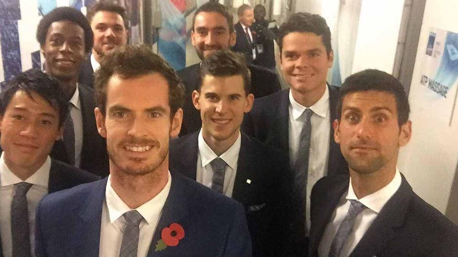 Djokovic terminó invicto su grupo del Masters