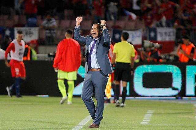China Cup por Mega: ¿Qué día ya qué hora juega Chile?