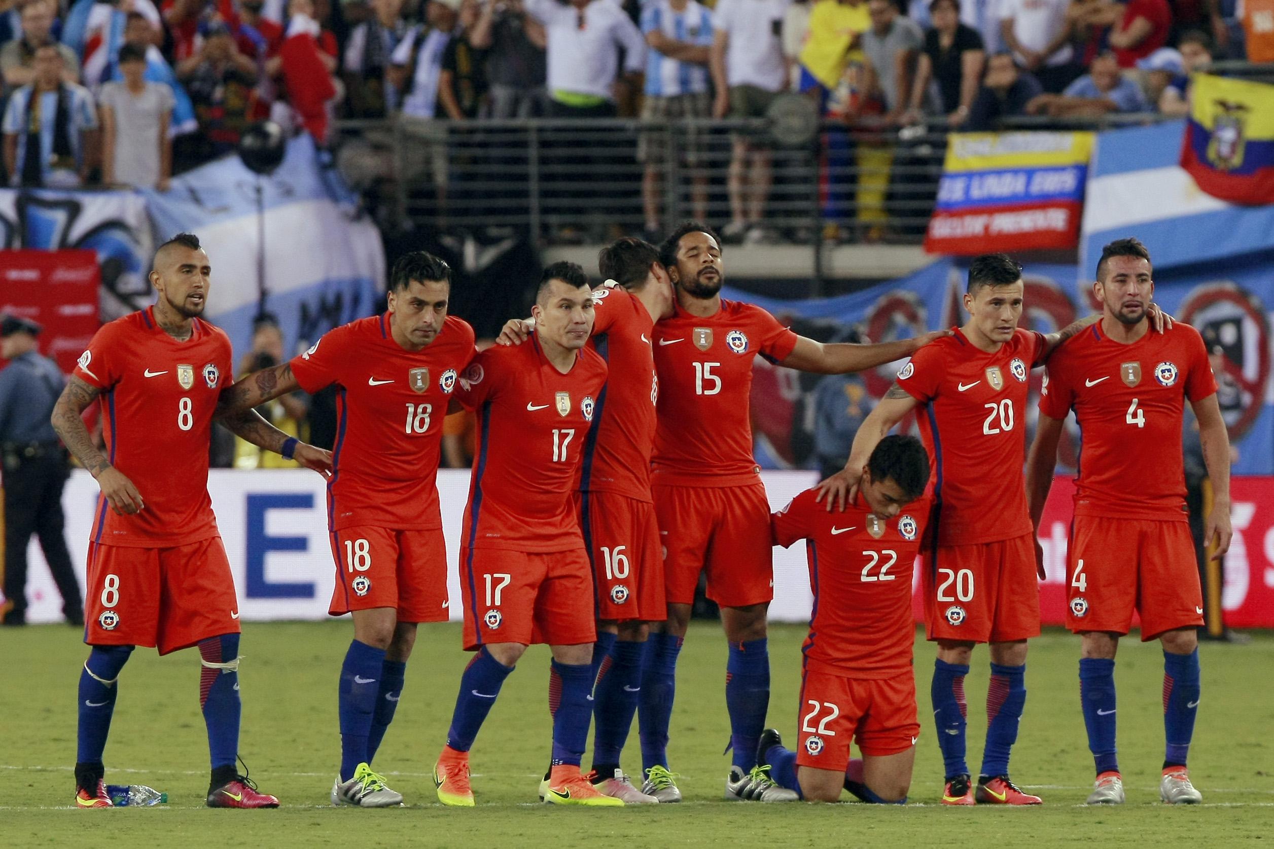 El impecable registro en penales de Chile tras Mundial de Brasil 2014