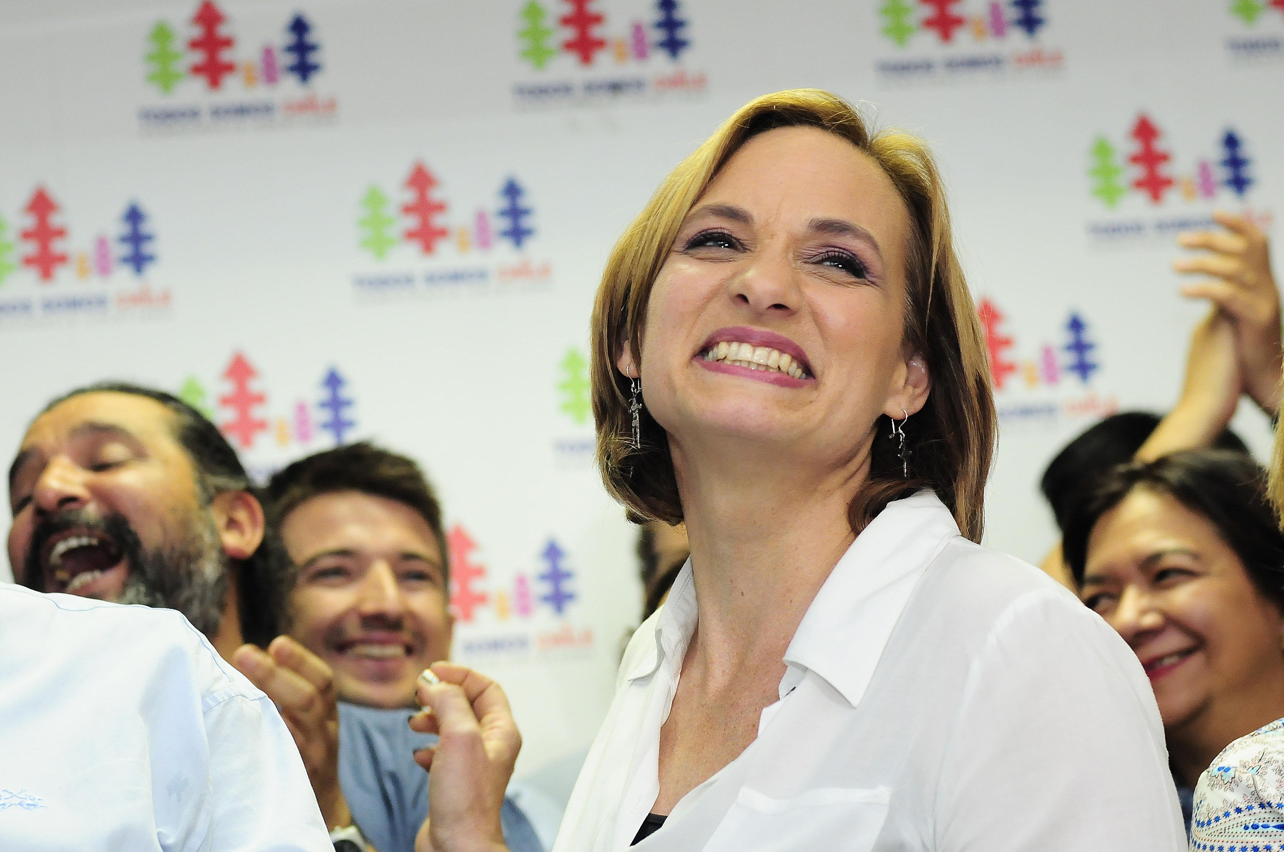 De Magallanes a La Moneda, el camino presidenciable de la senadora Goic