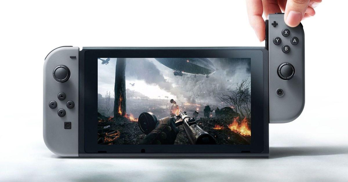 Nintendo Switch Ya Esta En Chile Revisa Su Precio Y Donde Comprarla