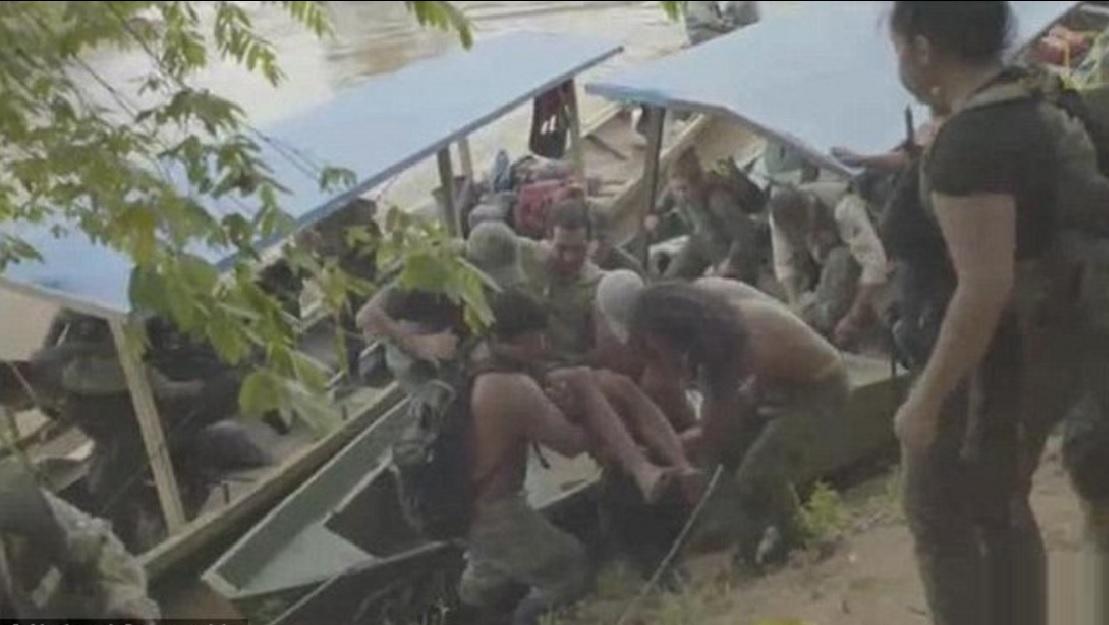 Turista chileno sobrevivió 9 días en selva boliviana al ser alimentado y cuidado por monos