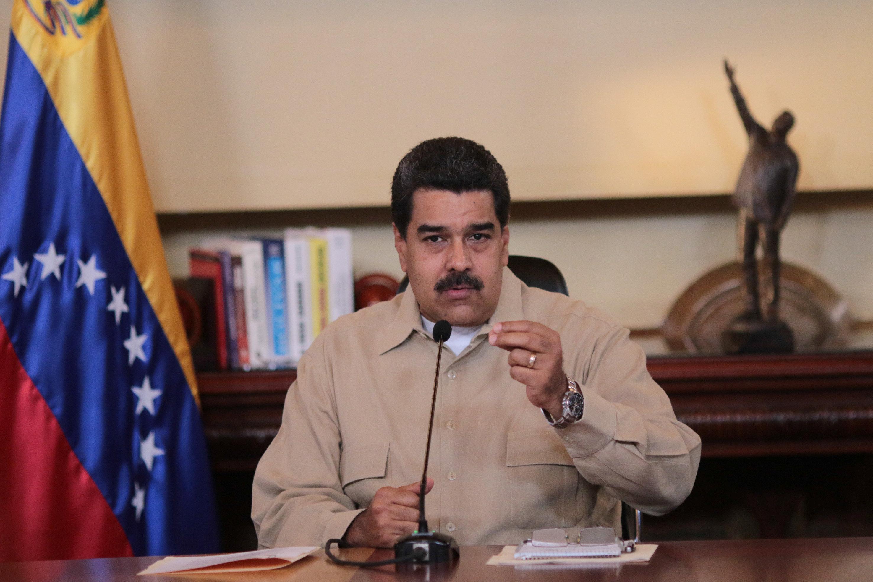 Santos: Vemos con preocupación la militarización de la sociedad venezolana