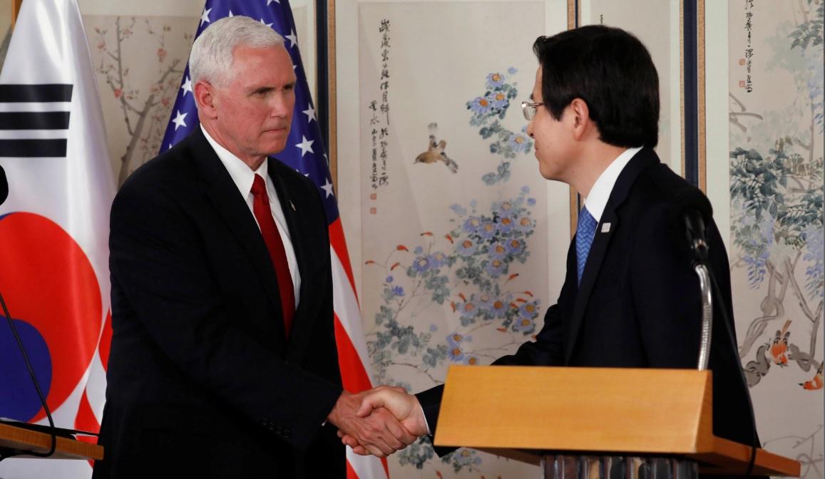 Portaaviones de EU llegará a península coreana a fin de mes