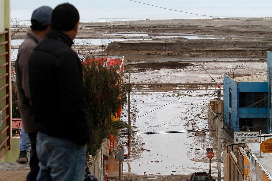 Temporal en Atacama daña cuestionarios del Censo y proceso se podría repetir