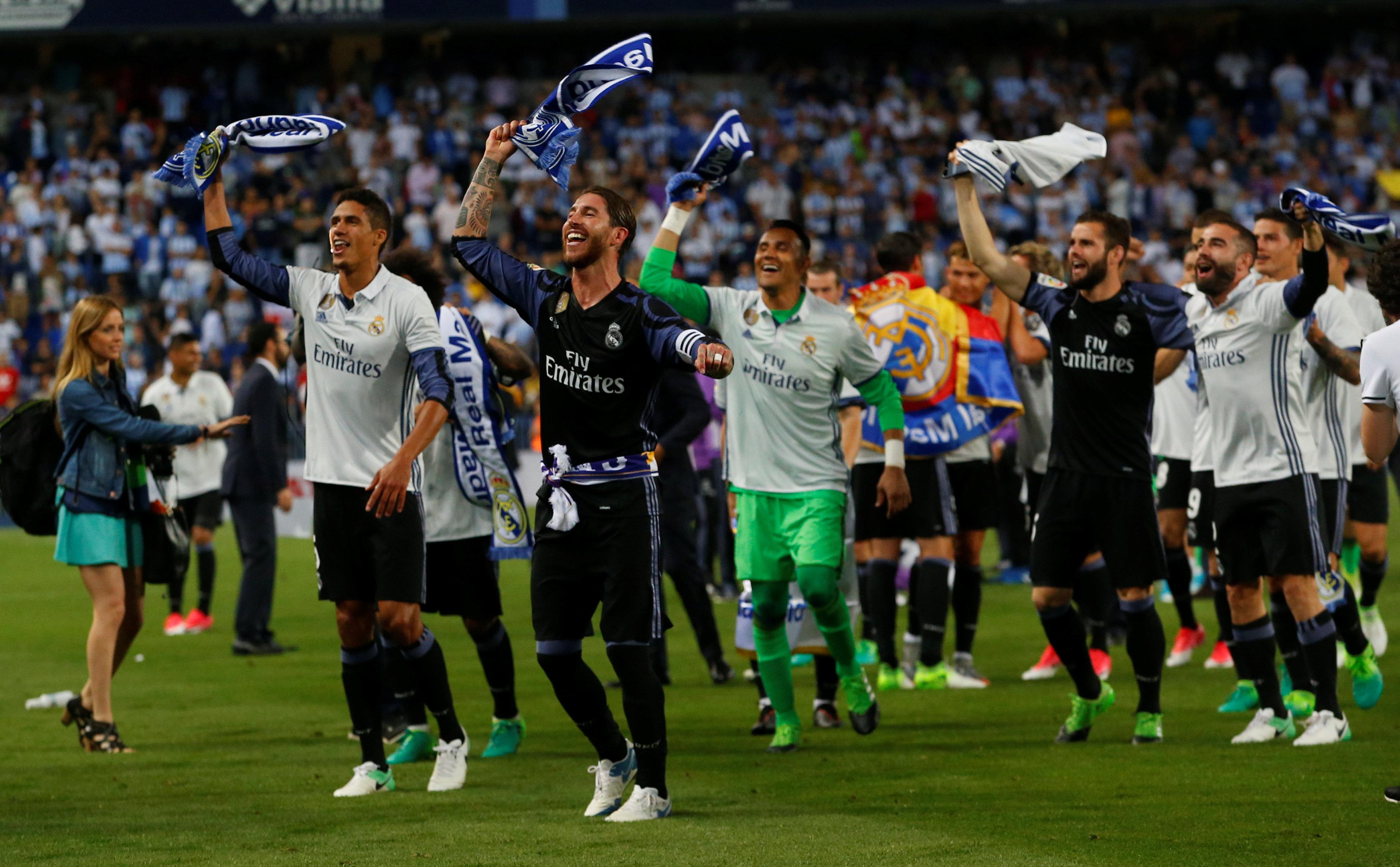 El Real Madrid vestirá de morado en la final de la Champions