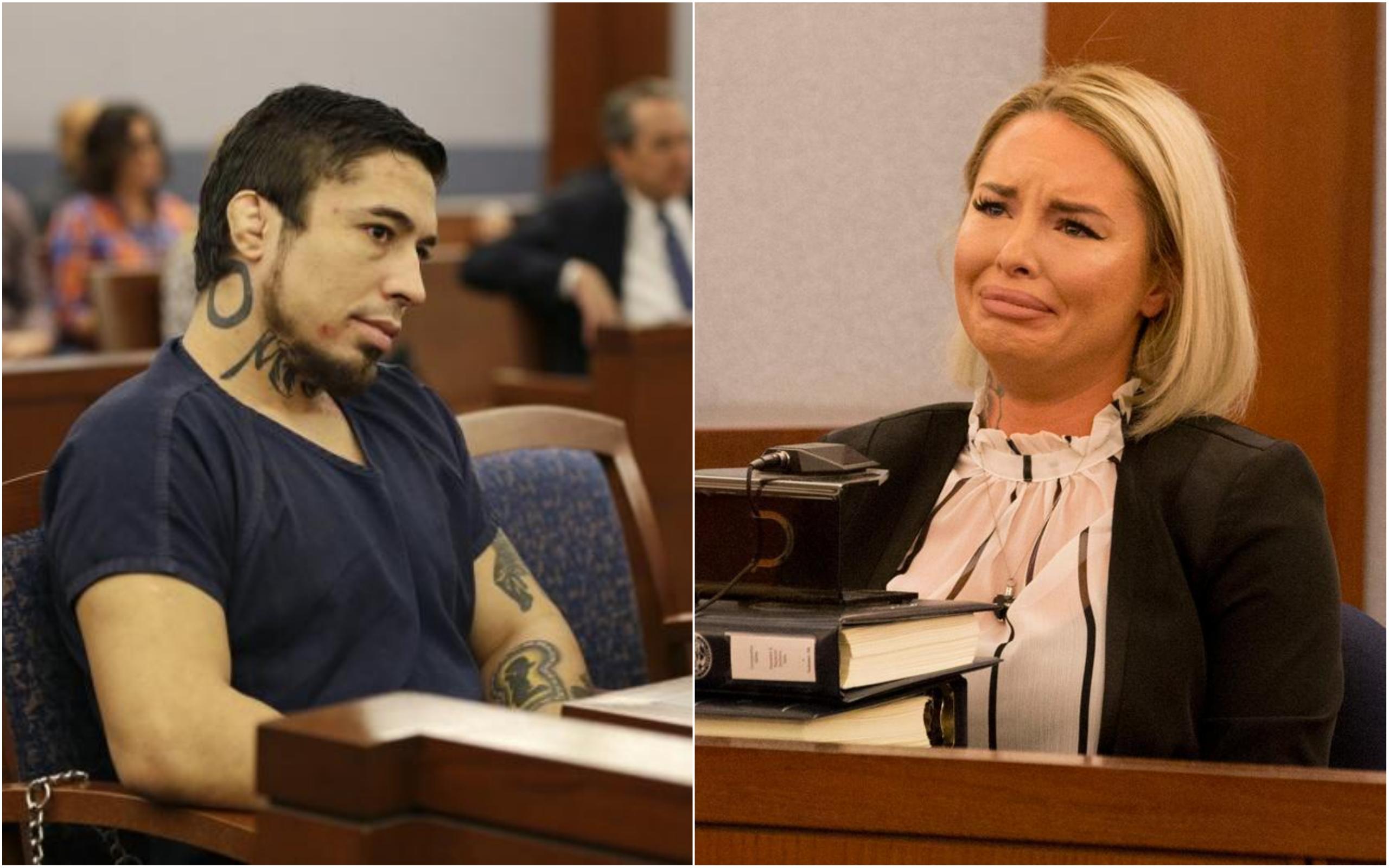 Dan cadena perpetua a luchador de MMA que golpeó a estrella porno
