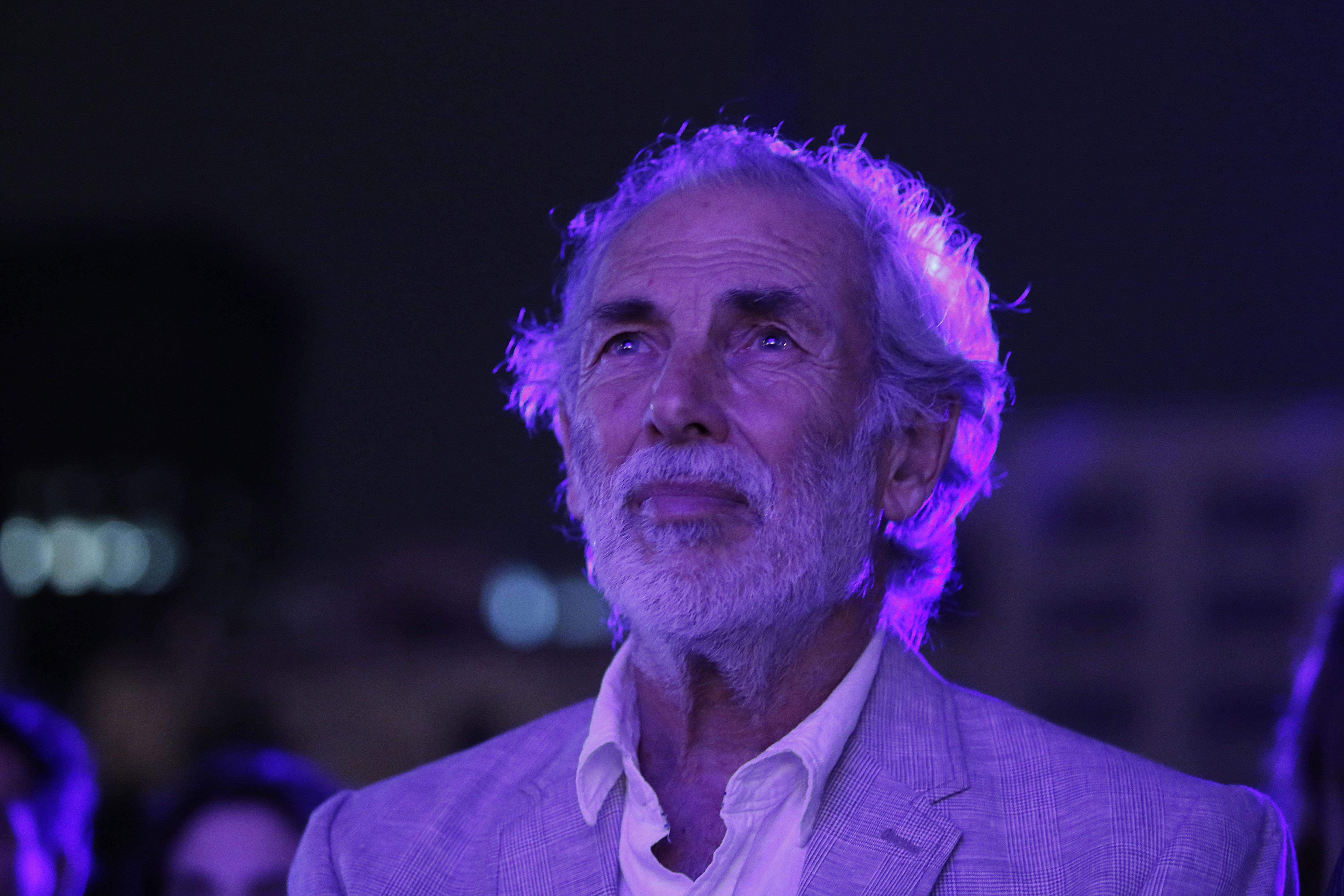 Héctor Noguera se sumó al área dramática de Mega