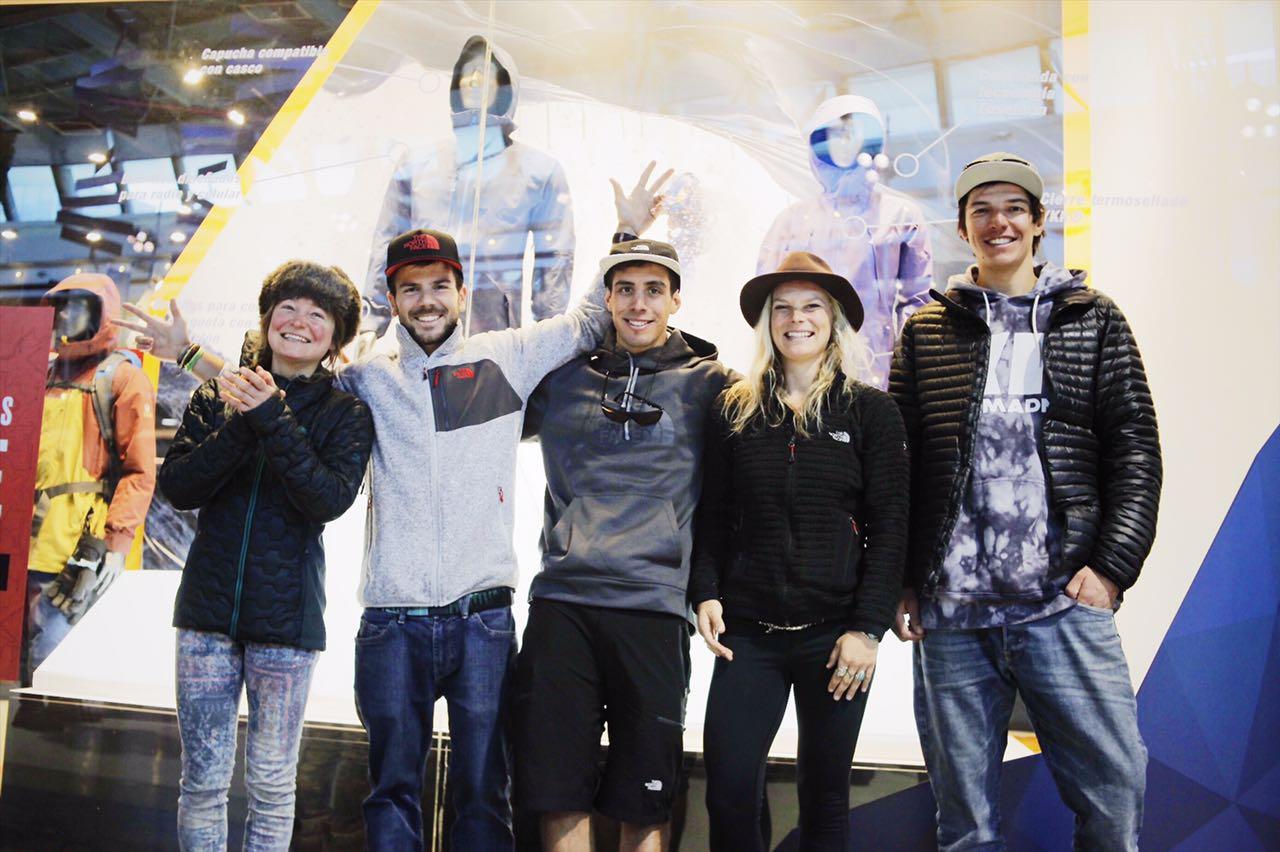 Slemett y Aliaga triunfan en el Chilean Freeride Championship
