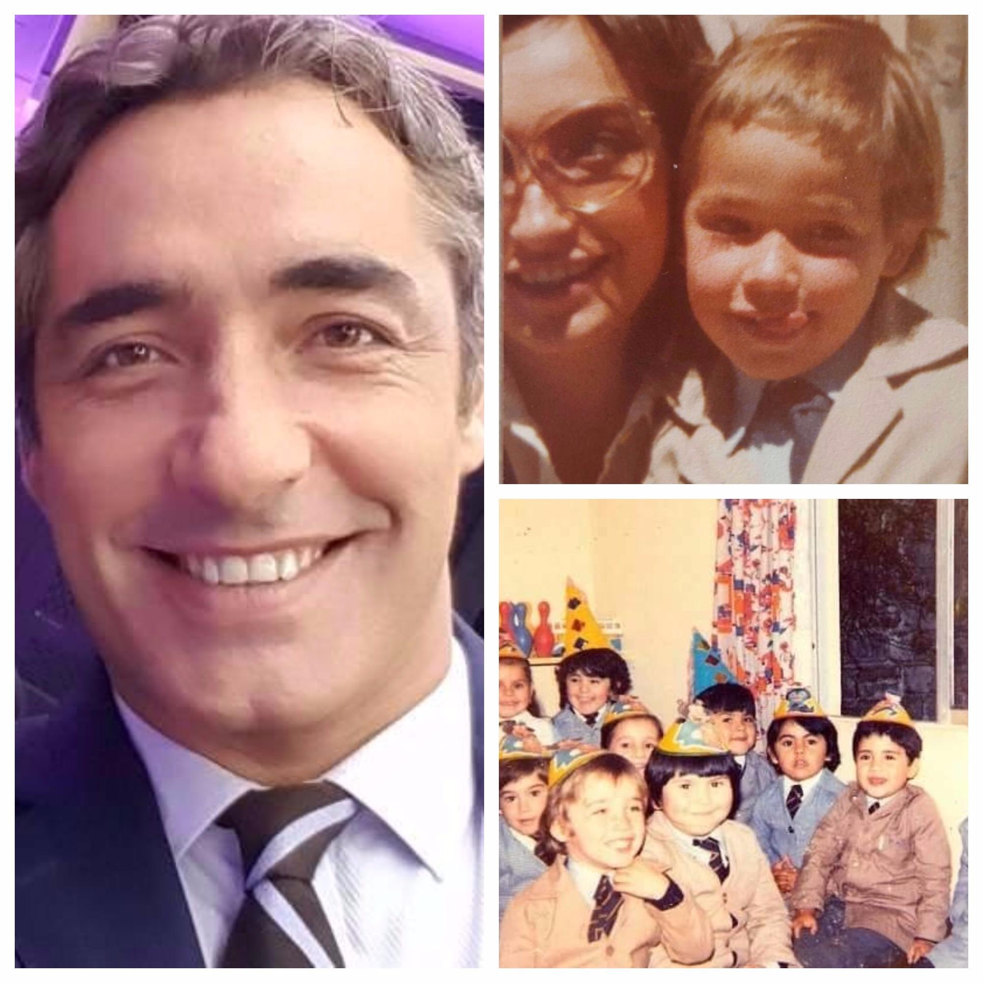 Matrimonio Jose Luis Repenning : Fotos dÍa del niÑo asÍ eran los conductores de ahora