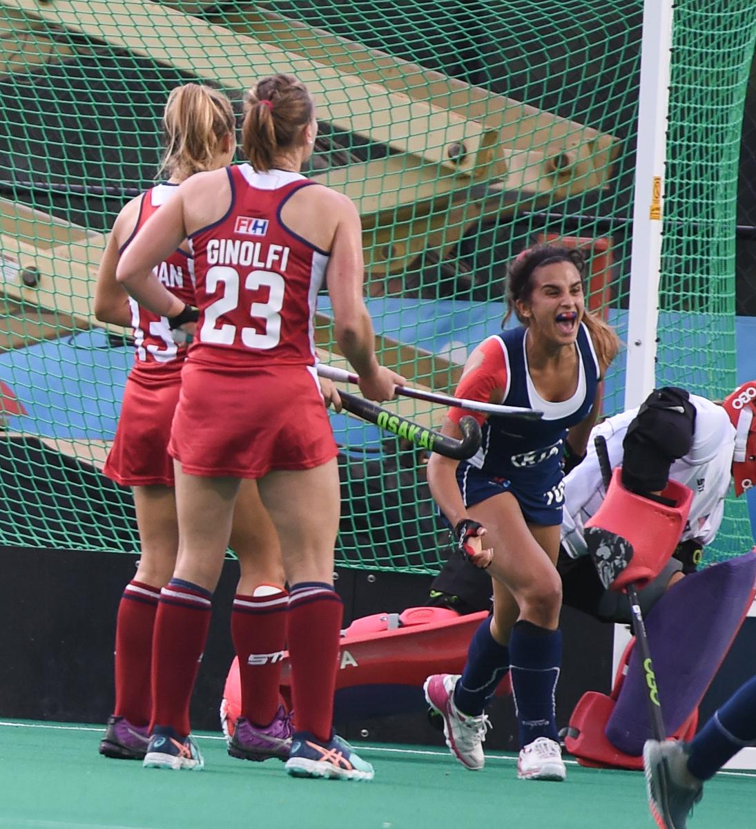 Historia pura: Chile jugará su primera final Panamericana en hockey césped femenino