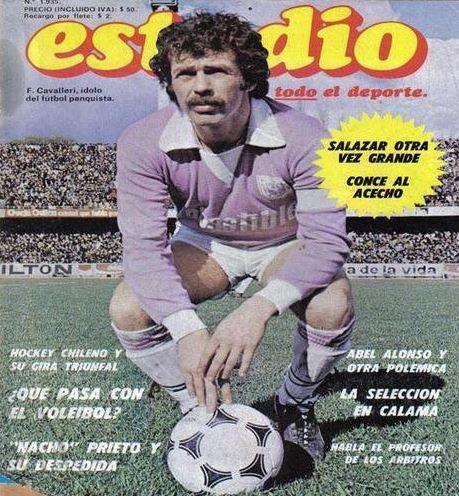 Fallece el ex jugador y técnico argentino Fernando Cavalleri