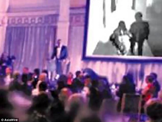 Culebrón: mostró la infidelidad de su mujer en el video de su casamiento