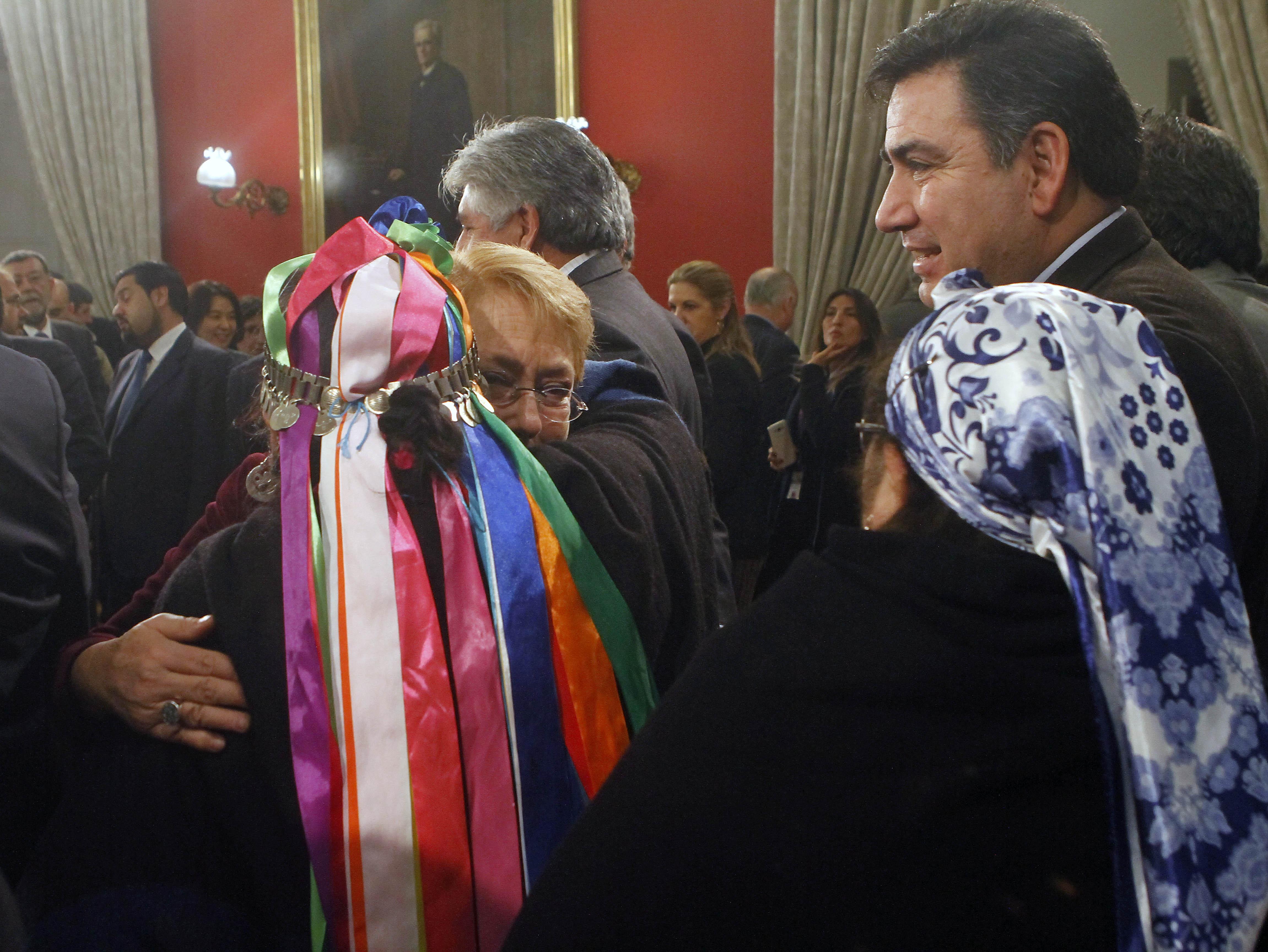 Gobierno ingresó al Congreso plan especial para La Araucanía