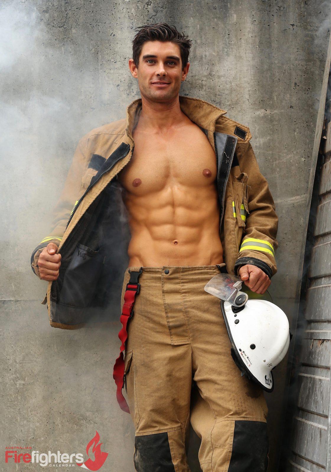 Fotos calendario bomberos de bilbao 2013 79