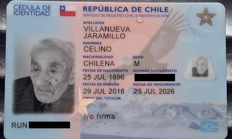 Es latinoamericano el hombre más longevo del mundo, cumplió 121