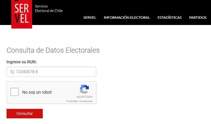 ¿Dónde voto? Revisa tu local de votación para las elecciones 2017