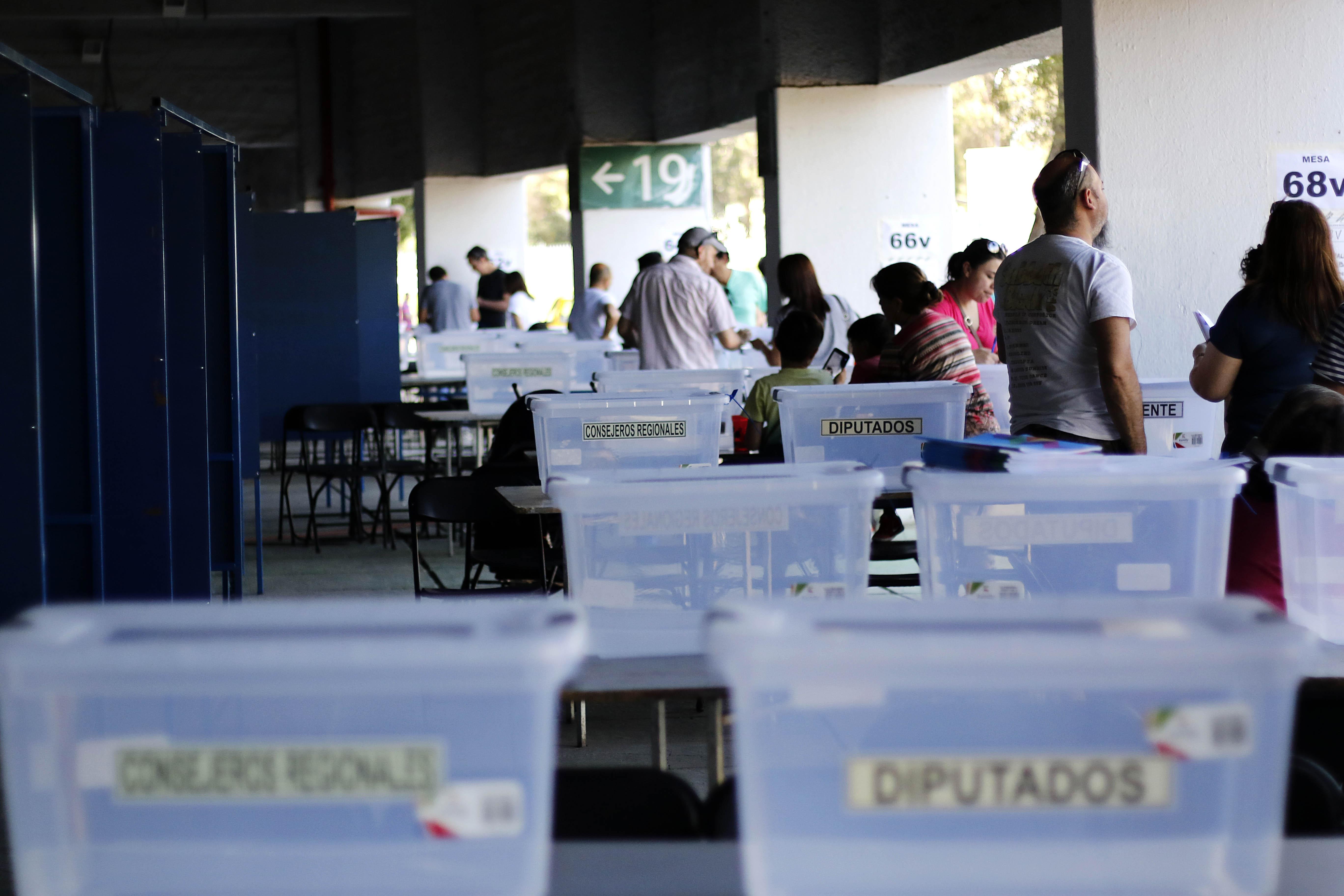 Elecciones 2017: ¿Quiénes serán vocales de mesa para la segunda vuelta presidencial?