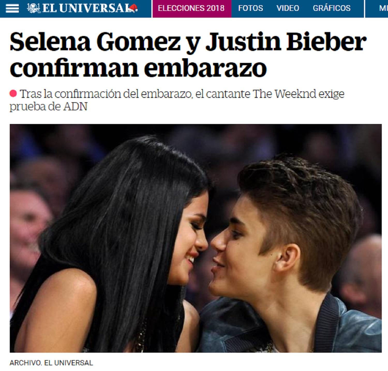 Selena Gomez y Justin Bieber acuden a terapia de pareja