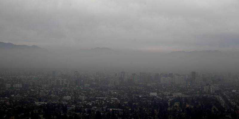 Intendencia Metropolitana decreta nueva alerta ambiental para este miércoles