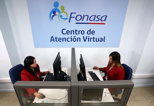 Excesos de Fonasa: Más de mil millones de pesos disponibles para ser cobrados