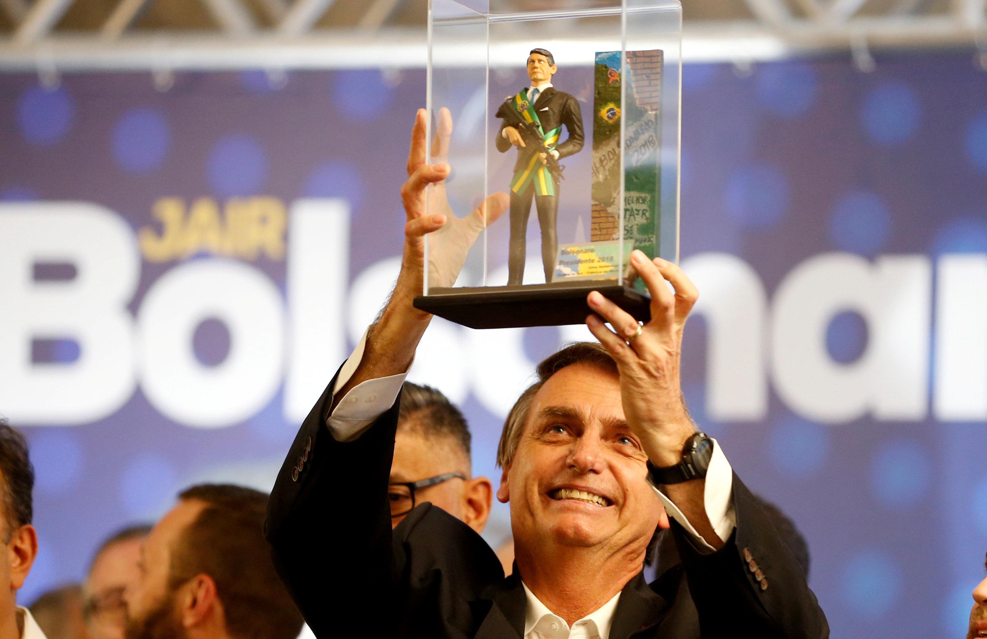 Casi 30 millones de brasileros no fueron a votar