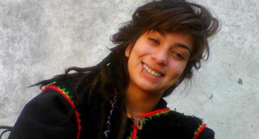 Lucia Pérez antes de ser asesinada