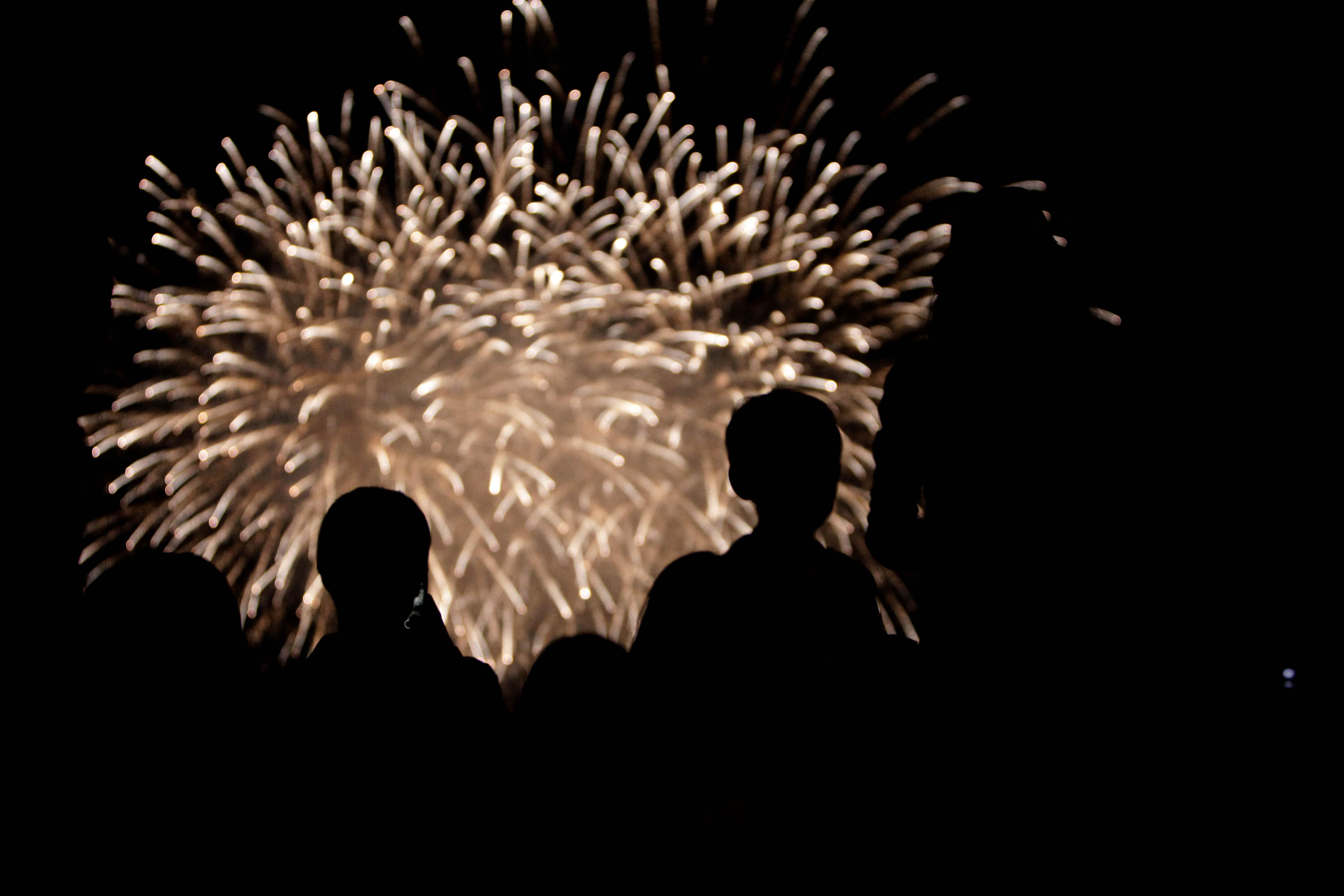 Ano Nuevo Los 10 Principales Shows De Fuegos Artificiales A Lo