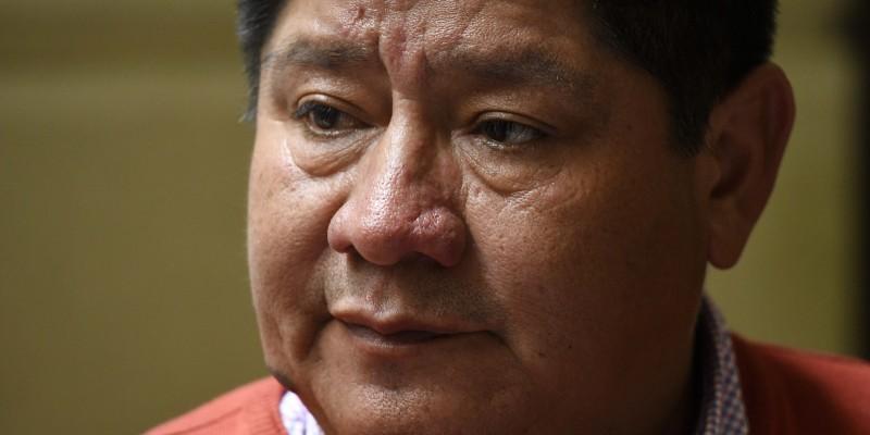Marcelo Catrillanca y posible exhumación de su hijo: