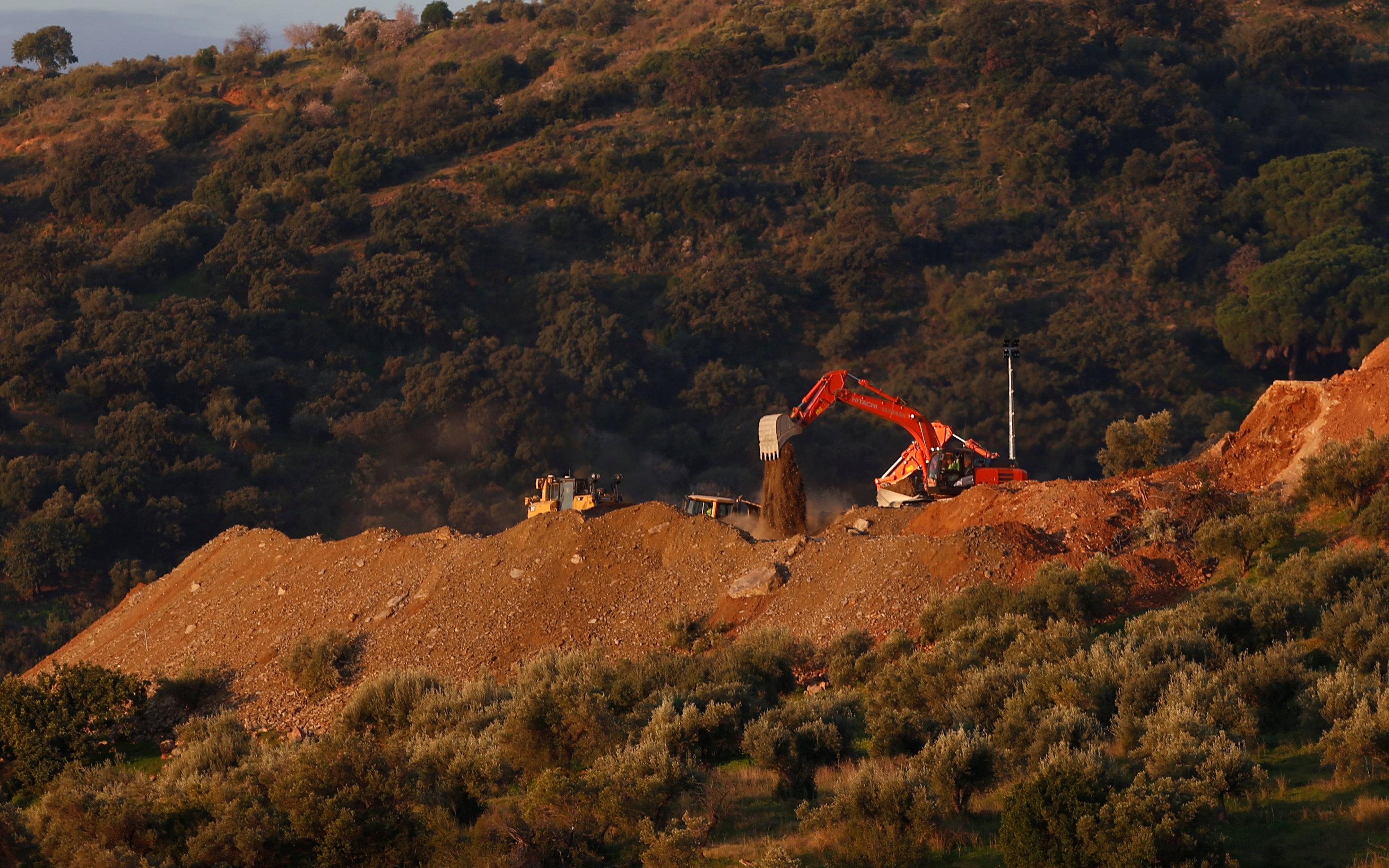 Esta noche comenzará la excavación del túnel para rescatar a Julen - Actualidad