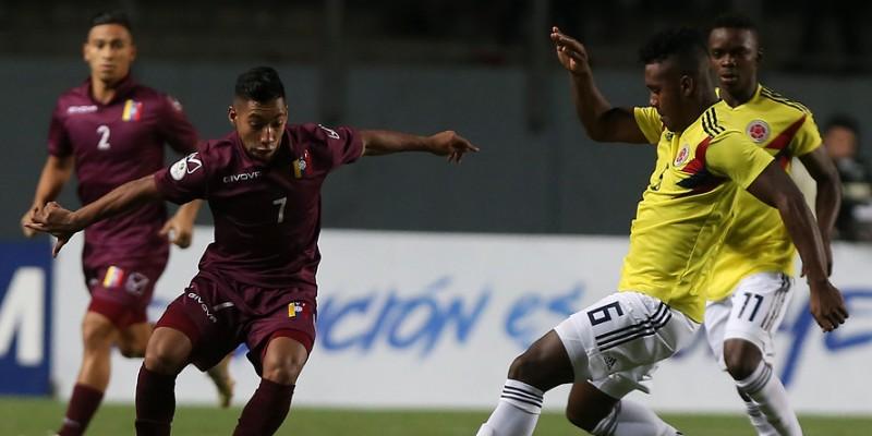Sigue Venezuela vs Ecuador por el Sudamericano Sub 20: Formaciones y Tabla de Posiciones