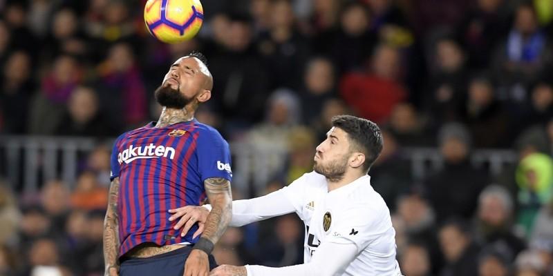 Tabla de posiciones en España: Real Madrid se acerca en cada jornada al Barcelona