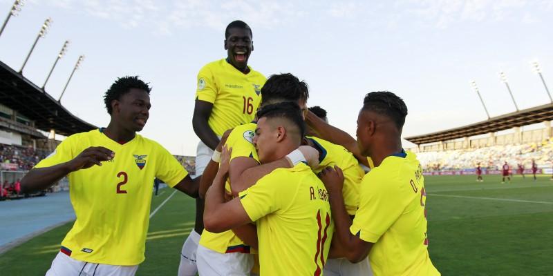 Ecuador se corona campeón del Campeonato Sudamericano Sub 20