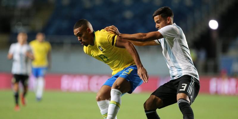 Brasil vence a Argentina en el Sudamericano pero queda fuera del Mundial Sub 20