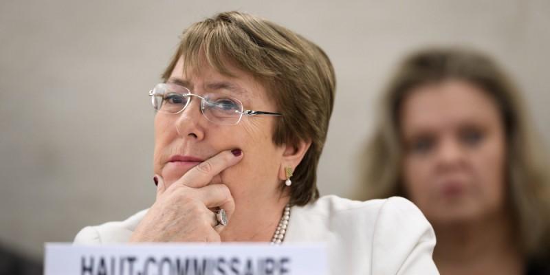 Antecesor de Bachelet en la ONU había dejado informe sobre violaciones a DD.HH. en Venezuela