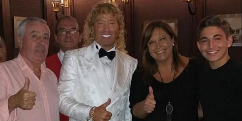 No podía fallar: Leonardo Farkas entregó millonaria propina en Hotel O'Higgins