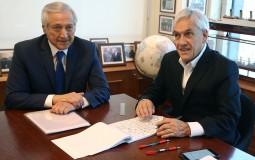 Heraldo Muñoz abre reuniones de Piñera con presidentes de la oposición