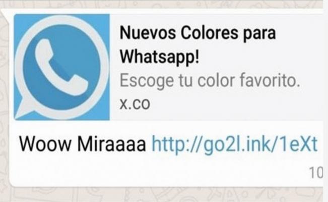 ¡Cuidado! El falso mensaje de WhatsApp que es un virus