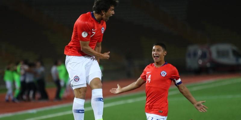 Sigue el partido de la selección chilena ante Venezuela en el Sudamericano Sub 17