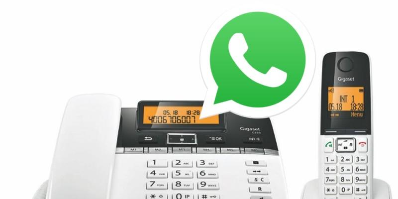 Descubre cómo usar WhatsApp con el número de un teléfono fijo