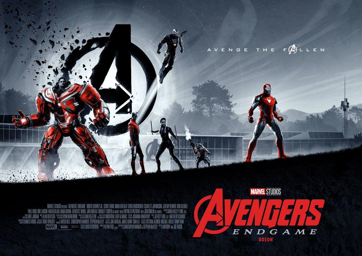 Filtran escenas finales de Avengers: Endgame