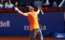 Se acabó el sueño: Nico Jarry no pudo ante la efectividad del 14 del mundo y dijo adiós al ATP 500 de Barcelona