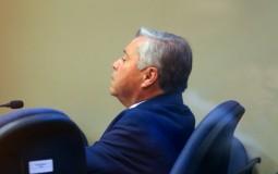 EN VIVO: Inédita formalización del juez Elgueta por presunta corrupción