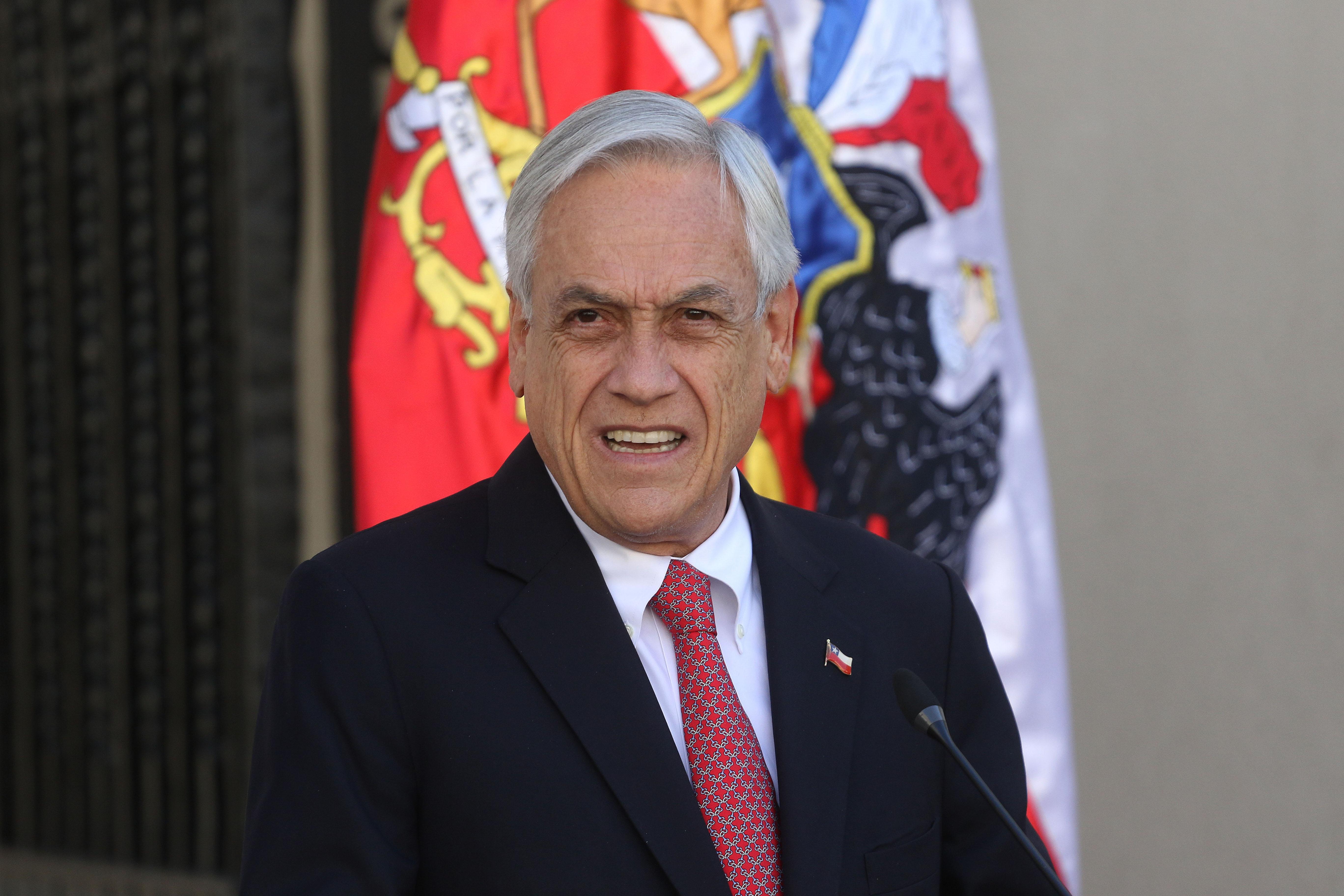 Piñera cancela gira por Europa en que planeaba monitorear denuncia contra Maduro