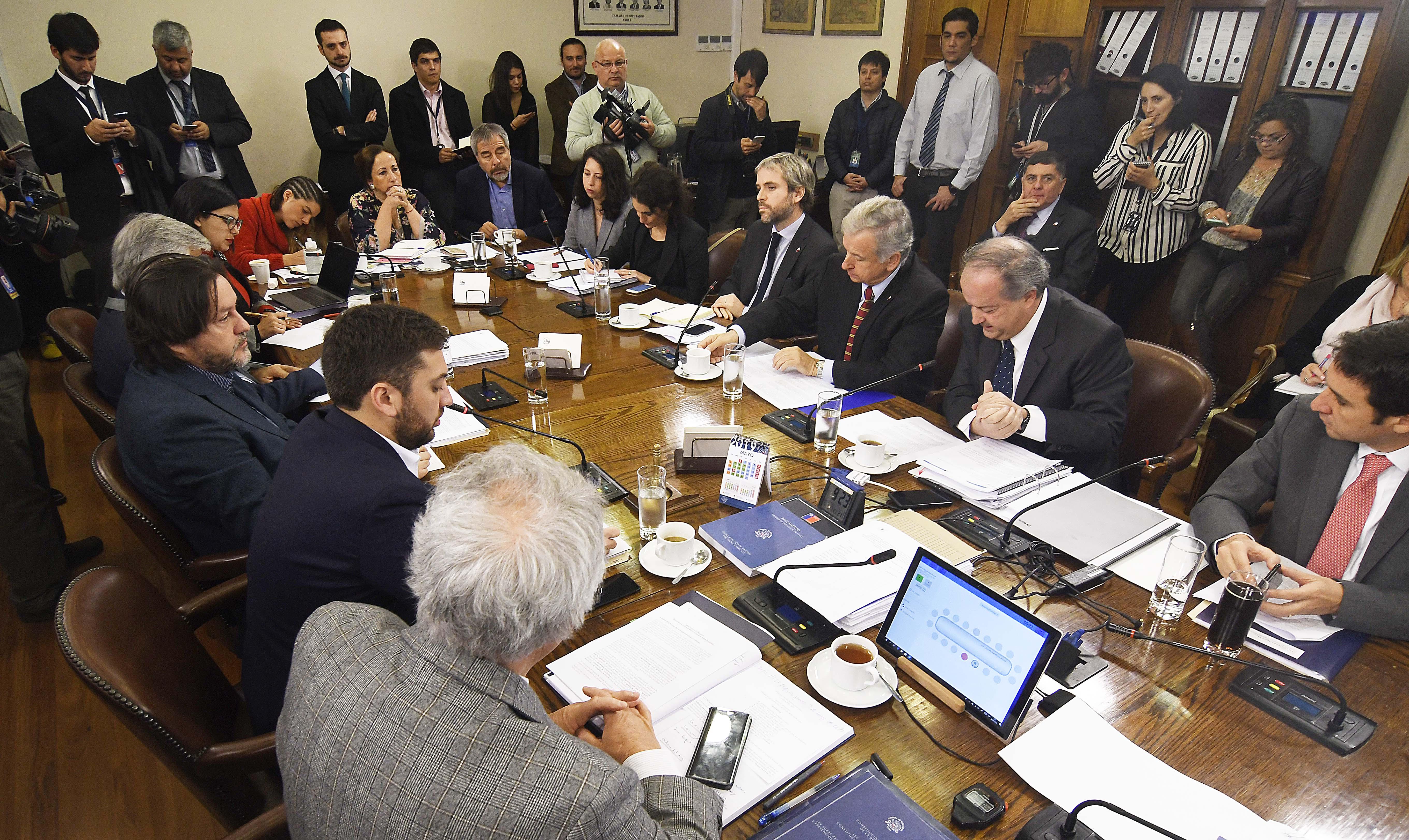 Piñera y rechazo a proyectos: