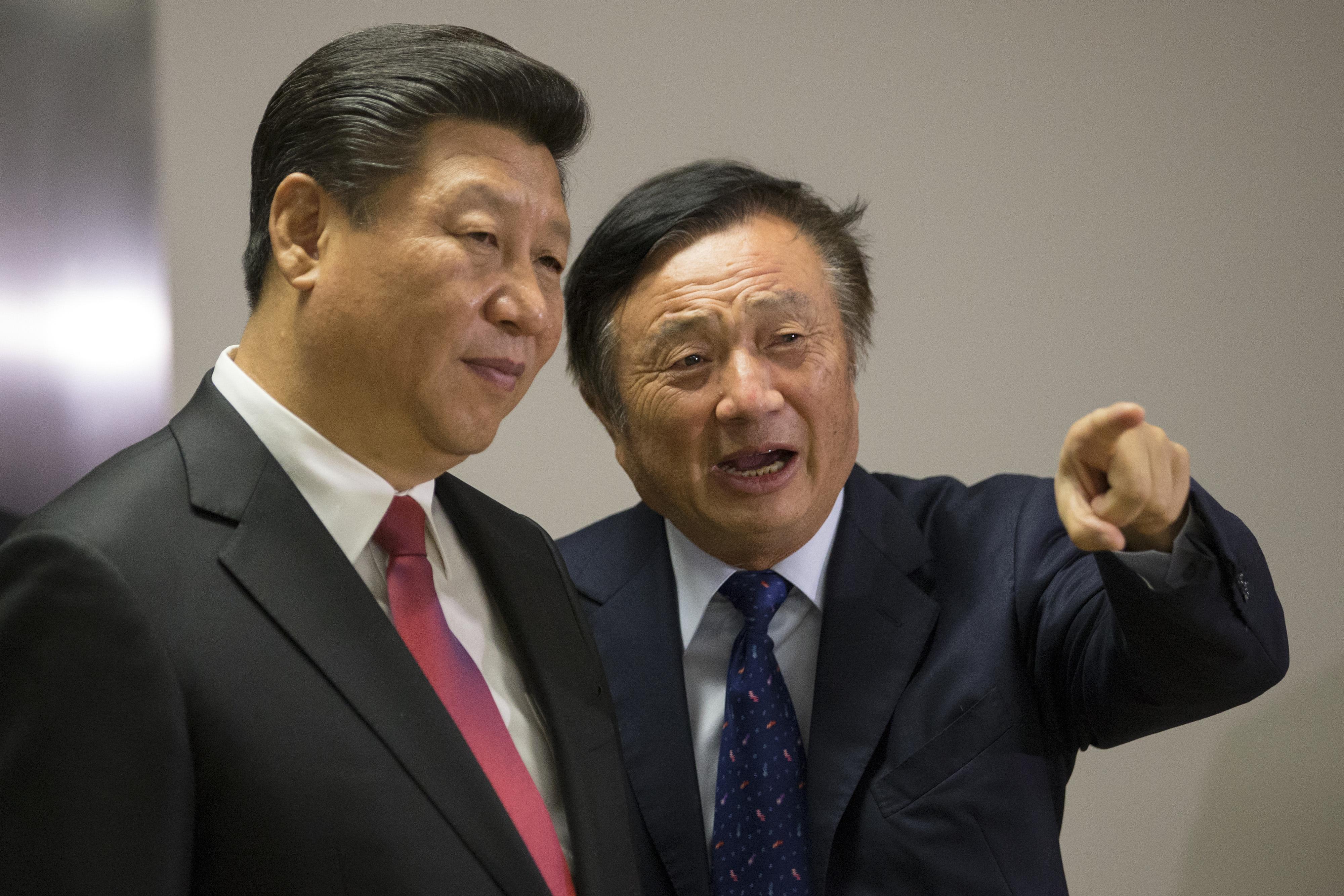 EU no logrará frenar al gigante chino: Fundador de Huawei